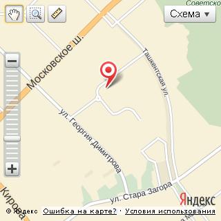 Яндкс-карты