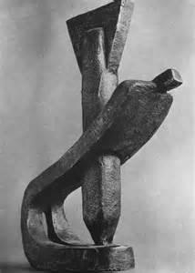 В. Сидур. Памятник Погибшим от бомб .1965г