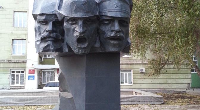 Две гвоздики героям Революции. Фотоотчет